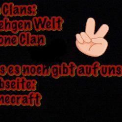 3 gehgen Welt – iPhone Clan; cr, Minecraft